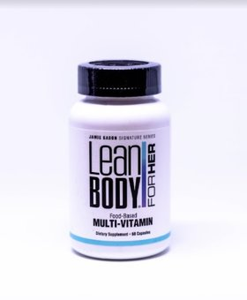 Labrada Jamie Eason Lean Body For Her Multi Vitamin 60 Caps