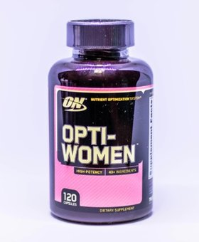 Optimum ON Opti Women 120 Tabs