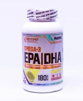 Beyond Yourself Beyond Yourself Fish Oil EPA/DHA 180 Caps
