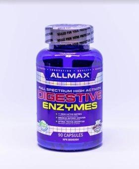 Allmax Allmax Digestive Enzymes 90 Caps