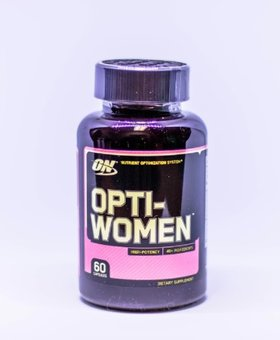Optimum ON Opti-Women 60 Caps