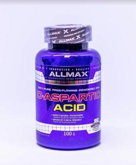 Allmax Allmax D-aspartic Acid 100 grams