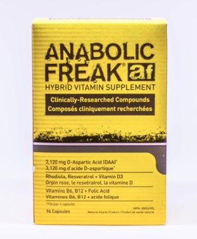 PharmaFreak PharmaFreak Anabolic Freak 96 Caps