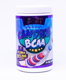 Yummy Sports Yummy Sports Candies Bcaa