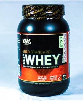 Optimum ON Gold Standard 2lb Whey