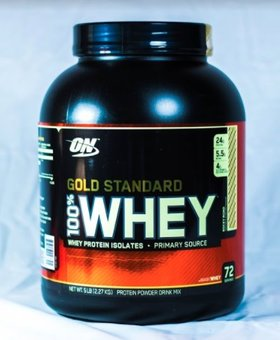 Optimum Optimum Nutrition - 5lb Gold Standard