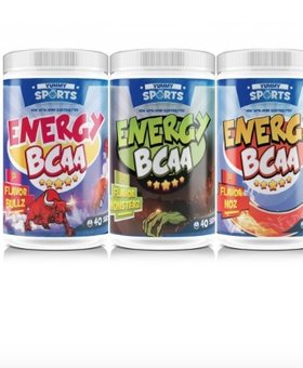 Yummy Sports Yummy Sports Energy BCAA