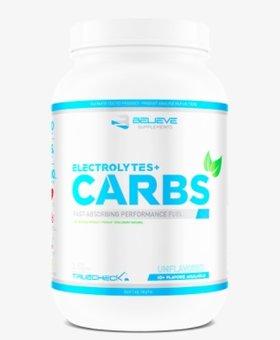 Believe Believe Electrolytes + Carbs 40 Servings