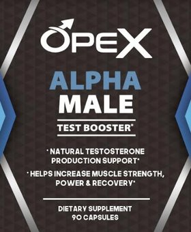 Opex Opex AlphaMale + ZMA