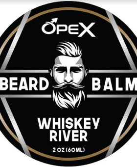 Opex Opex Beard Balm Whiskey River