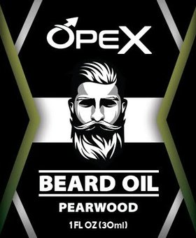 Opex Opex Beard Oil Pearwood