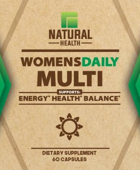 Natural Health Natural Health Womens Daily Multi