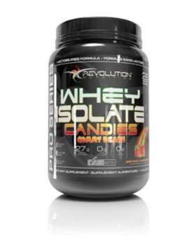 Revolution Revolution Whey Isolate Splash 2lb
