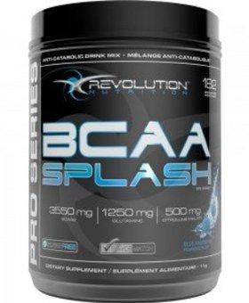 Revolution Revolution BCAA Splash 900g