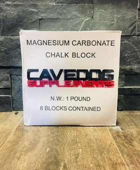 Cavedog Gear Gym Chalk Block