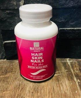 Natural Health Natural Health Hair Skin Nails