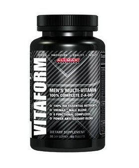 Allmax Allmax Vitaform 60 Tablets