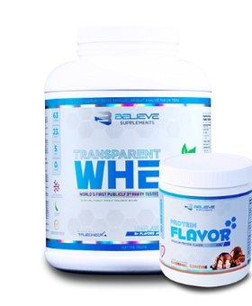 Believe Believe Transparent Whey