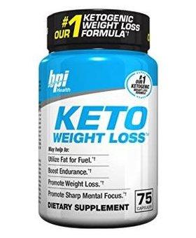 BPI BPI Keto Weight Loss