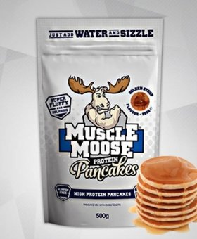 Muscle Moose Muscle Moose Pancake Mix