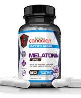 Naturally Canadian Naturally Canadian - Melatonin 60 Tabs