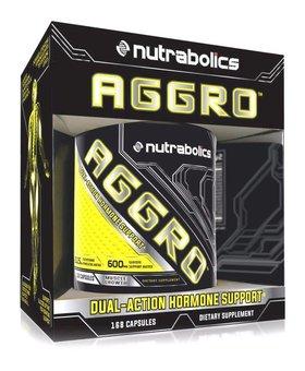 Nutrabolics Nutrabolics Aggro 168 Caps