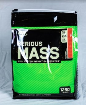 Optimum ON Serious Mass 12lb
