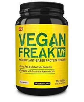 PharmaFreak Vegan Freak