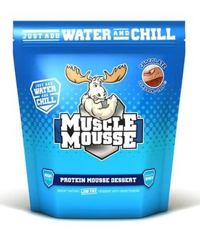 Muscle Moose Muscle Moose Mousse Dessert