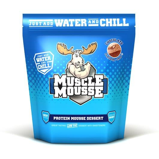 Muscle Moose Muscle Moose Mousse Dessert