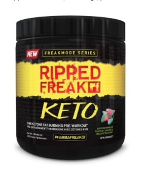 PharmaFreak Ripped Freak Keto