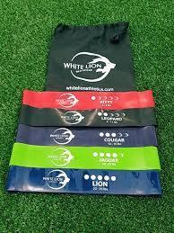 White Lion White Lion Bands 5 Pack