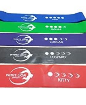 White Lion White Lion Bands 5 Pack