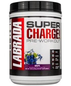Labrada Supercharge Stim Free Pre Workout