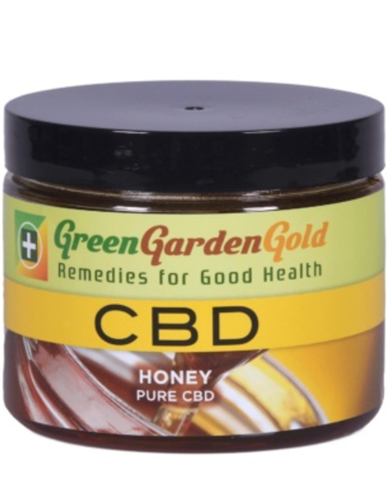 Green Garden Gold Green Garden Gold 200MG CBD 6oz. Honey
