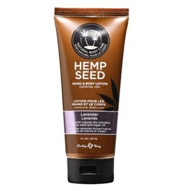 Earthly Body EB Hemp Seed Oil Lotion 7oz Lavender