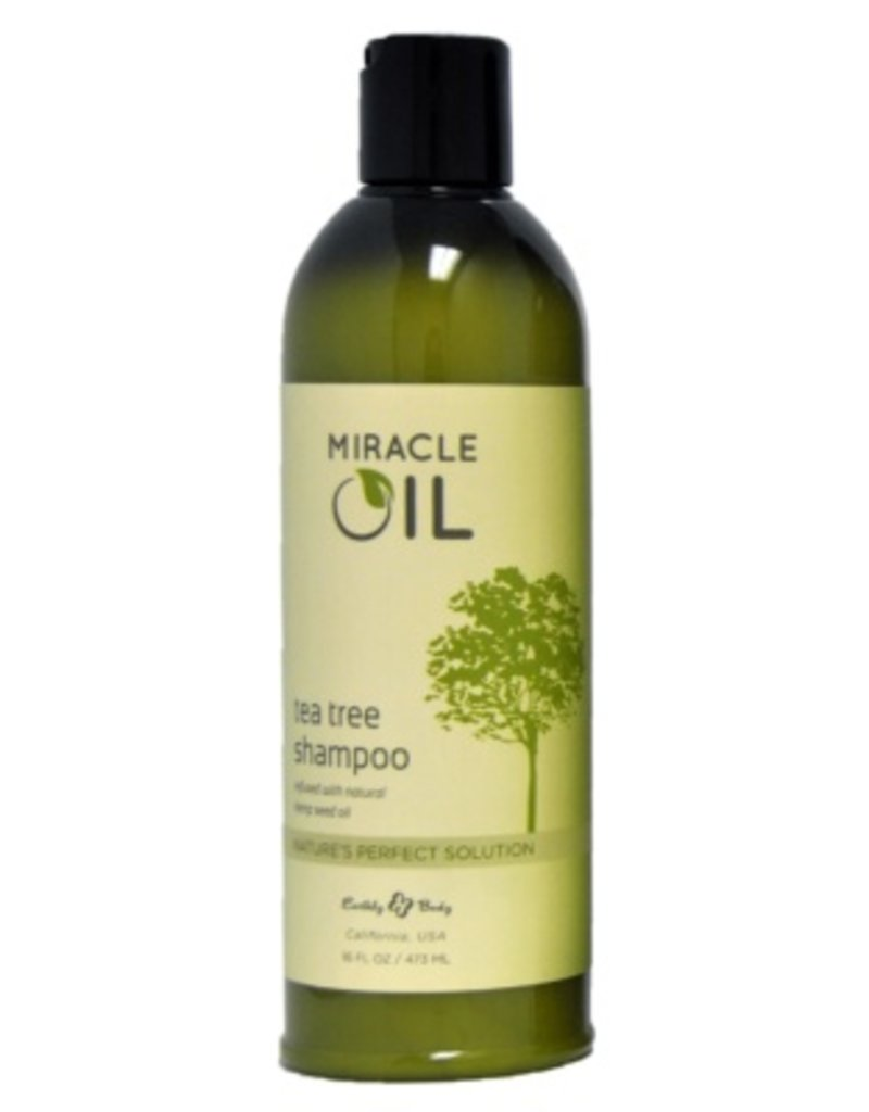 Green Remedy Farms Green Remedy 16oz Miracle Oil Shampoo