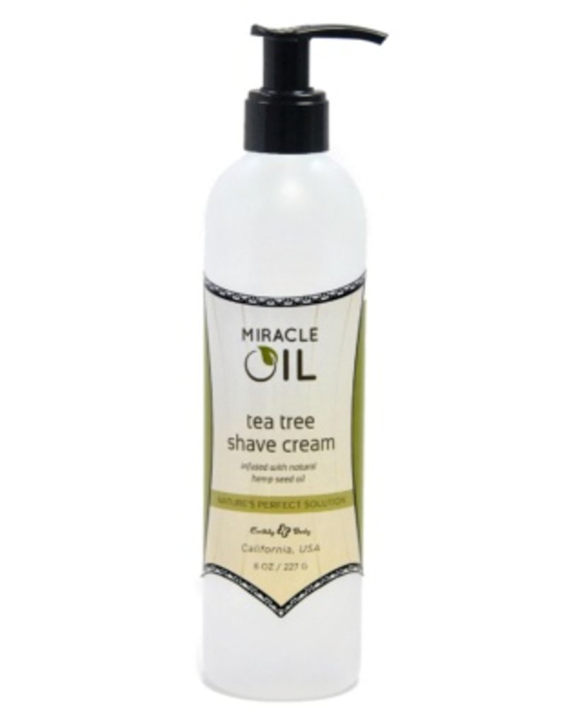 Green Remedy Farms GRem 8oz Miracle Oil Shave Cream