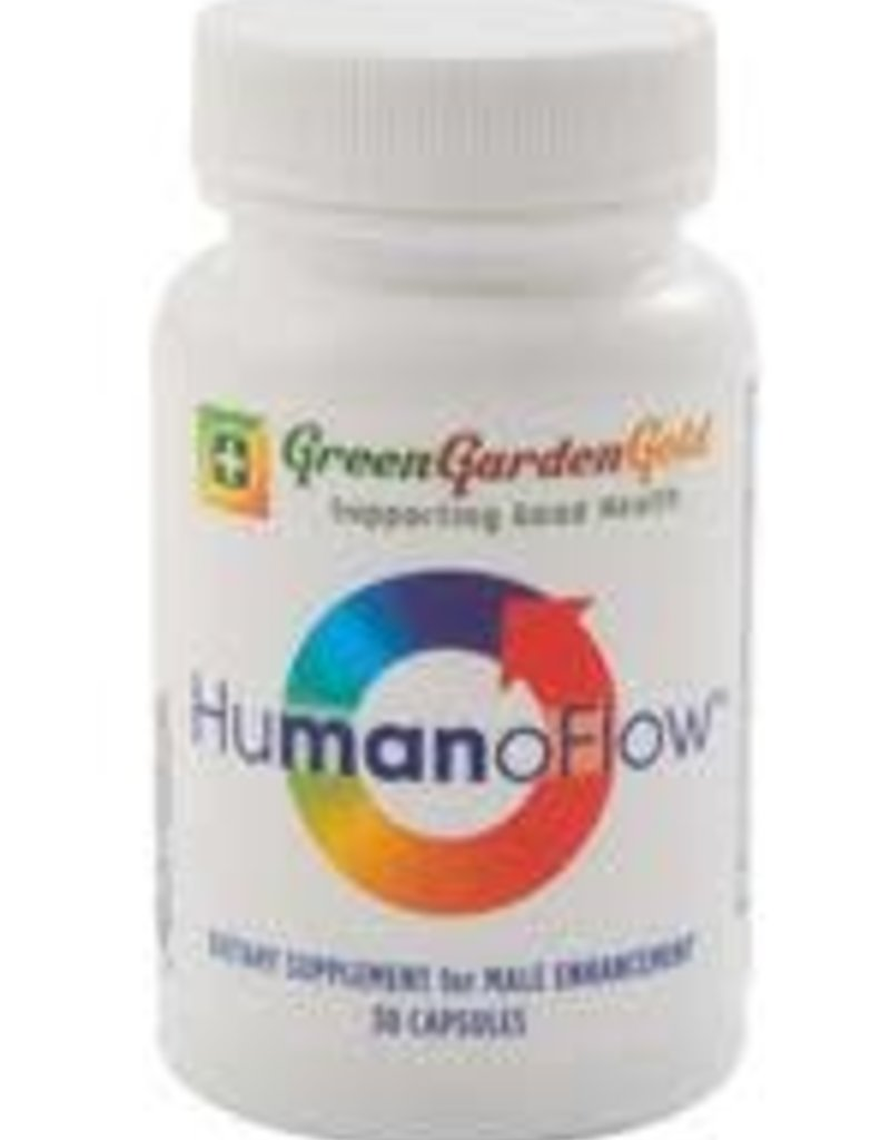 Green Garden Gold Green Garden Gold Humanoflow 30ct Male Enhancement