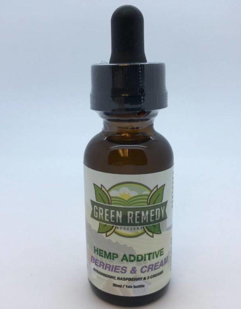 Green Remedy Farms Green Remedy Berries & Cream - 200mg of 99% CBD - 30ml Bottle