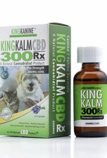 GWR Pharmaceuticals Green Roads 300mg CBD 30ml Bottle King Kalm For Pets
