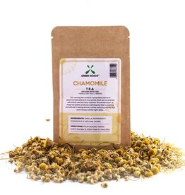 GWR Pharmaceuticals Green Roads 7.6mg CBD Chamomile Tea 1 Day
