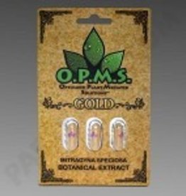 OPMS OPMS Gold Extract 3ct