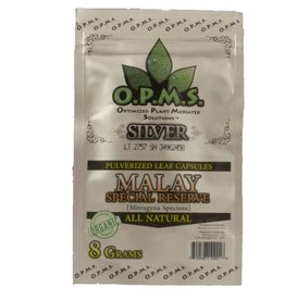 OPMS OPMS Silver Malay 8g, 16 Capsules