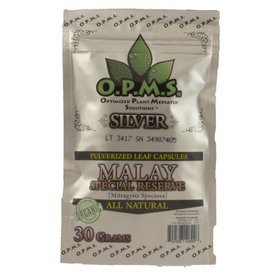 OPMS OPMS Silver Malay 30g, 60 Capsules