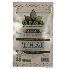 OPMS OPMS Silver Thai 15g, 30 Capsules