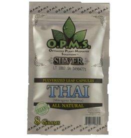 OPMS OPMS Silver Thai 8g, 16 Capsules