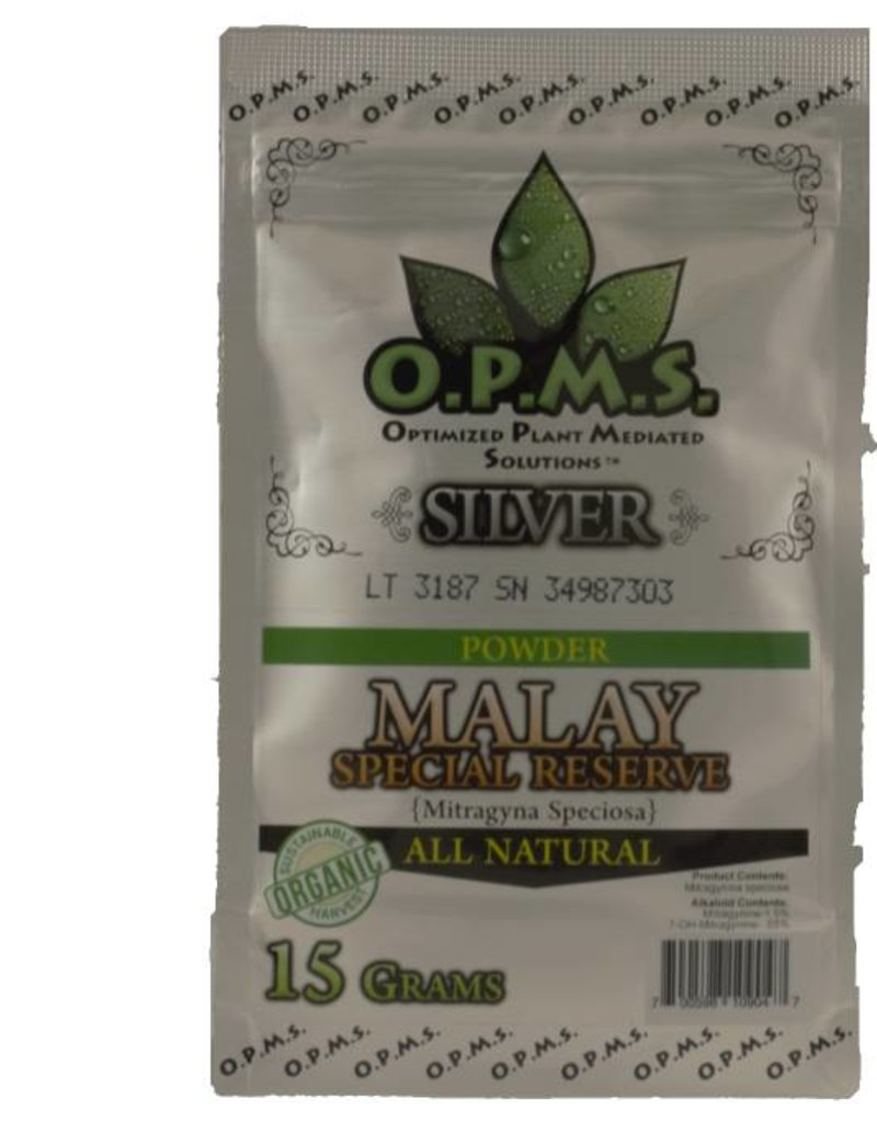 OPMS OPMS Silver Malay Powder 15g