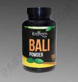 Kratom Kaps Kratom Kaps Bali 100g Powder in Bottle