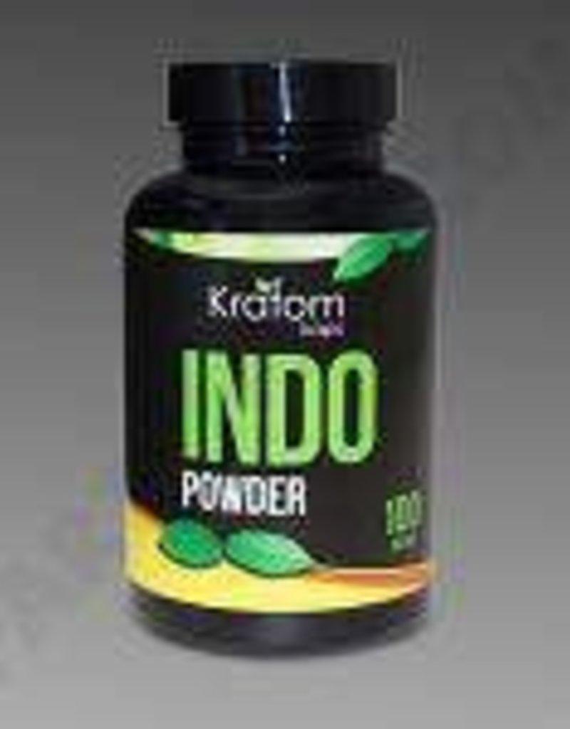Kratom Kaps Kratom Kaps Indo 100g Powder Bottle